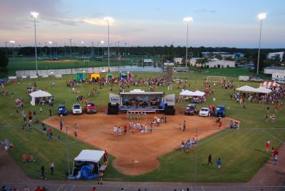 Plant City Fireworks 4th of July