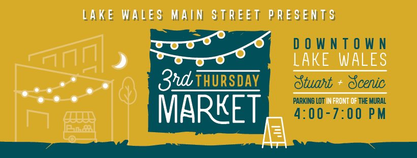 Lake Wales 3rd Thursday Market