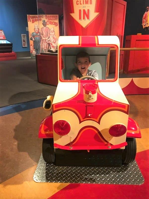 Ringling Museum of Art Circus Museum