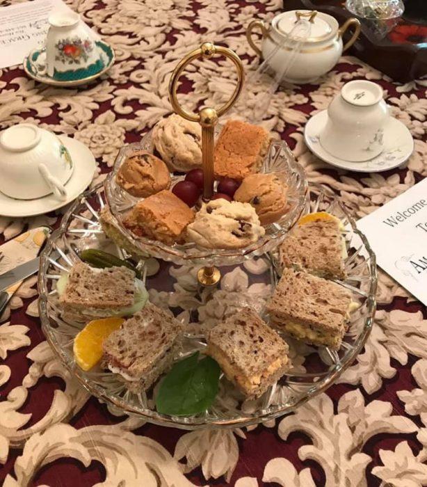 Amazing Grace Tea House
