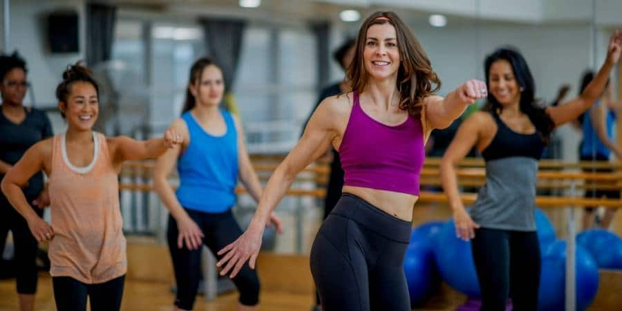 Group Fitness Classes Near Me