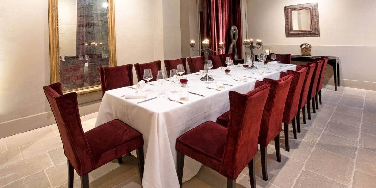 Restaurants with Private Rooms Near Me