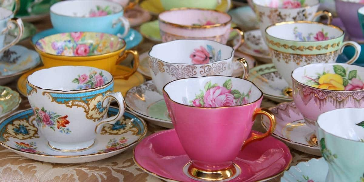 Tea Rooms Near Me