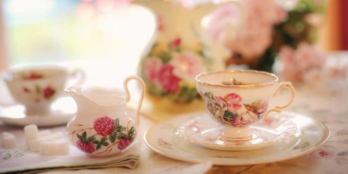 Tea Rooms in Polk County Central Florida